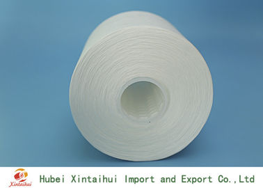 Raw White Ne 40s/2 Spun Polyester Yarn with Yizheng Fiber Material