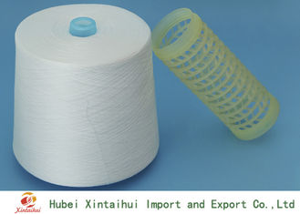 100 Percent Ring Spun Polyester Yarn Twist Sewing Thread For Making Gloves
