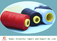 Yizheng Fiber Core Spun Polyester Sewing Thread Dyeing Color Good Evenness
