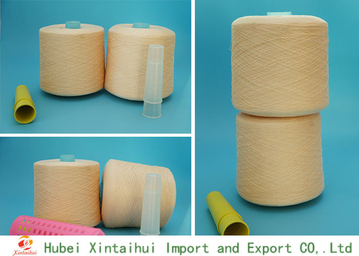 40s/2 Ring Spun Recycled Polyester Yarn for Sewing Knitting Socks Gloves