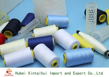 China Polyester Virgin TFO Twisted Yarn For Sewing Thread With Yizheng Staple Fiber distributor