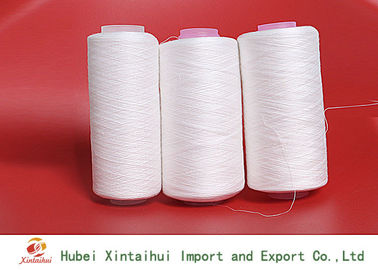 China 40s/2 TFO Two For One Twisting Polyester Yarn Raw White Low Shrinkage distributor